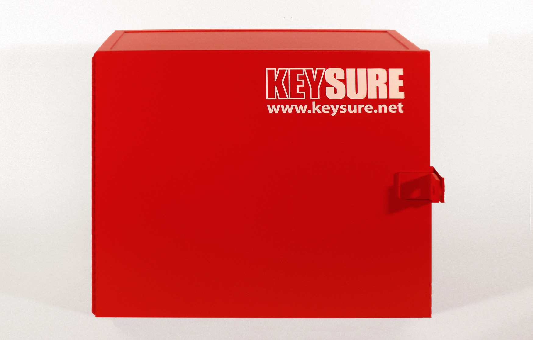 photo of Keysure key control storage cabinet